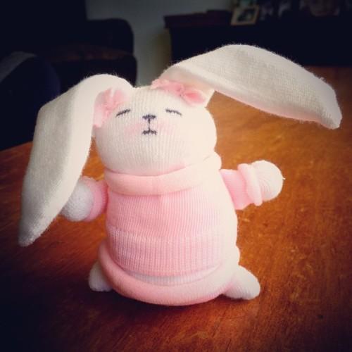 Easter bunny   Gillian Foley Photography