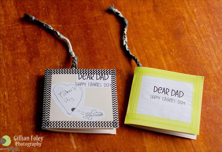My name is Gillian and I love craft   Father's Day Craft