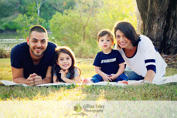 Meet the Hanna Family | Gillian Foley Photography