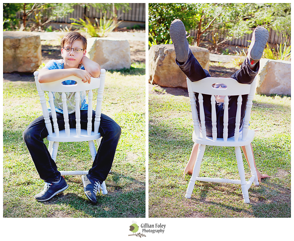 The chair project | Gillian Foley Photography