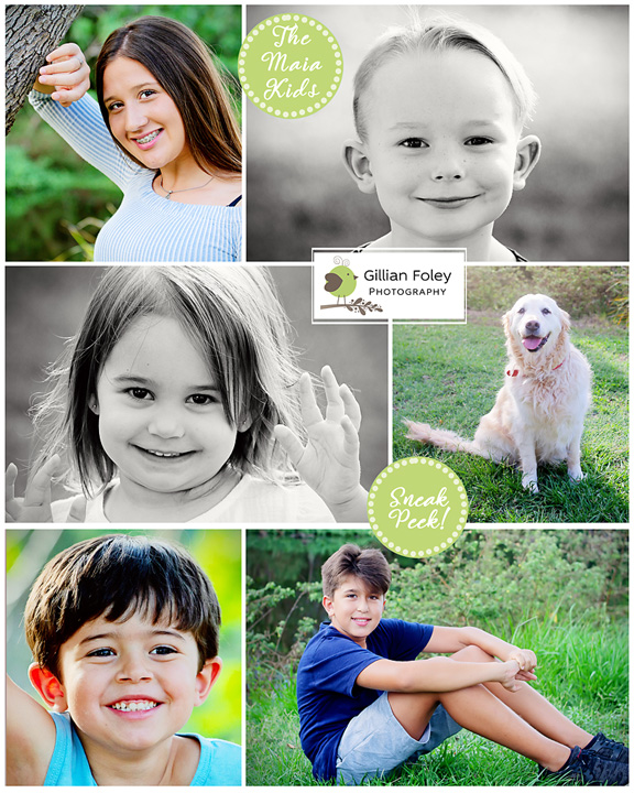 Another great family session